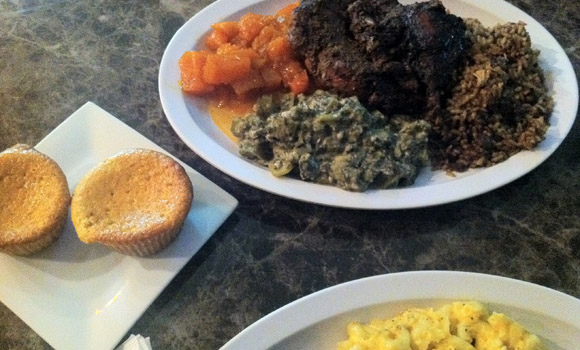 redgreenapples best soul food in manhattan